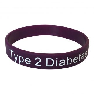 Diabetes armbånd type 2